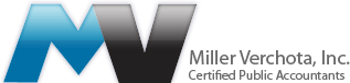 Miller Verchota, Inc. Certified Public Accountants Logo